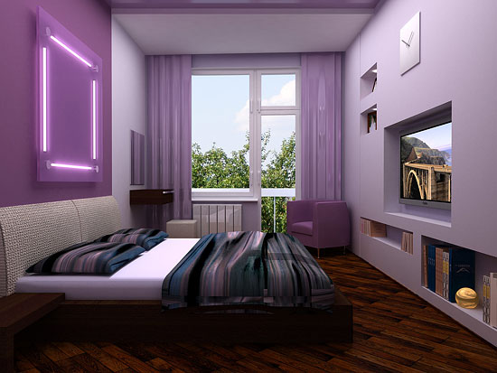 Дизайн комнаты фотогалерея 2016