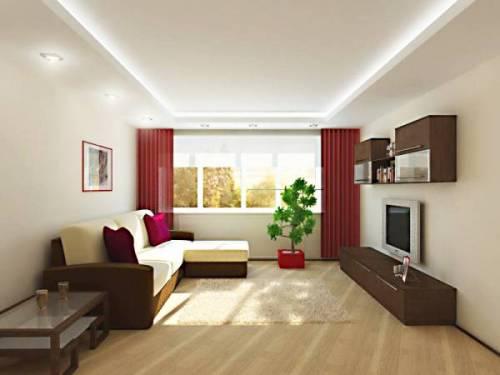 Идеи дизайна зала