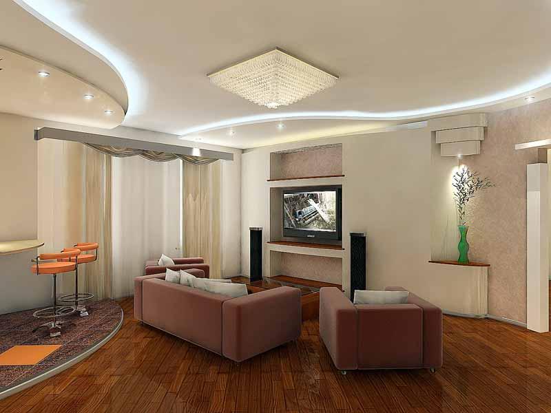 Дизайн зала фотогалерея дизайна